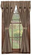 Country Star Curtains