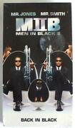 Men in Black VHS