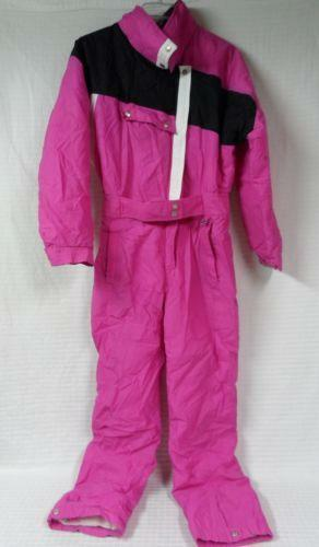 Womens Pink Snow Suit Ebay