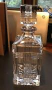 Ralph Lauren Crystal Decanter