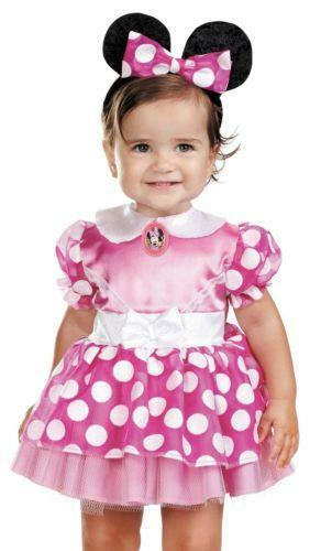 sc 1 st  eBay : baby pink minnie mouse costume  - Germanpascual.Com