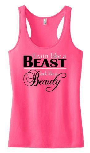 Womens Workout Tanks Ebay