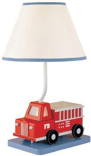 Fire Truck Lamp Ebay