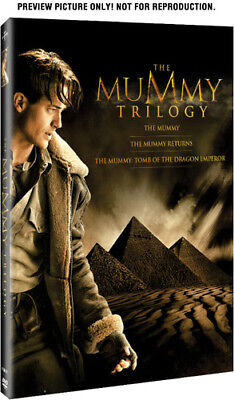 The Mummy Trilogy [New DVD] 3 Pack