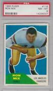 1960 Fleer Football