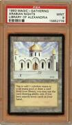 Magic The Gathering Library of Alexandria