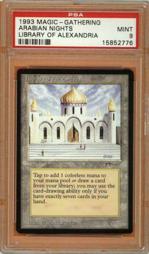 Library Of Alexandria Individual Cards Ebay