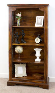 Mercers Furniture Indian Jali Medium Bookcase