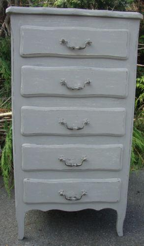 Vintage French Chest Of Drawers Ebay