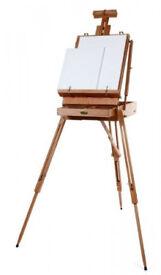 Artina Table - Box Portable Wooden Easel Excellent Condition