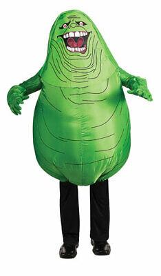 Slimer Halloween Costume Baby (Ghostbusters Child Inflatable Slimer Halloween)