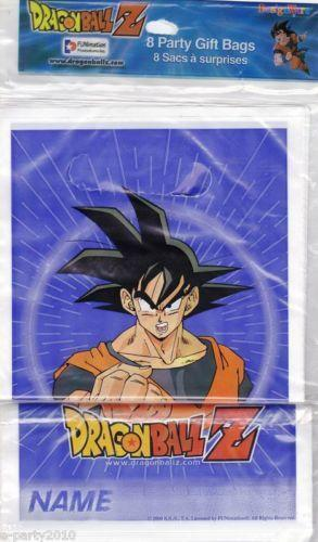 Dragonball Z Birthday Party Supplies