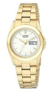 citizen quartz watches citizen quartz ladies gold watch