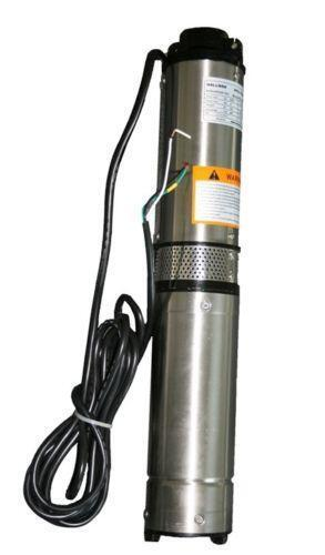 1 2 Hp Submersible Well Pump Ebay