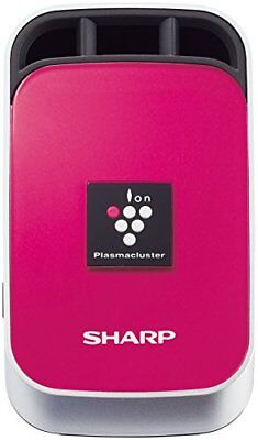 New SHARP plasma cluster ion generato car air conditioner Pink 0.5-0.7W Japan