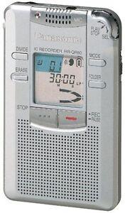 Panasonic RR-QR80 Tapeless Audio Recorder