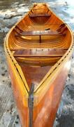 Wood Canoe