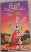 Here Comes Peter Cottontail VHS