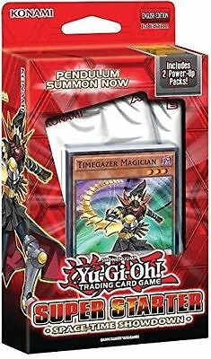 Yu-Gi-Oh! Space Time Showdown Super Starter
