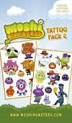 Moshi Monsters Tattoos