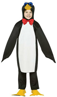 Penguin with Bow Tie Kids Halloween Costume size 7-10 - Penguin Costumes Kids