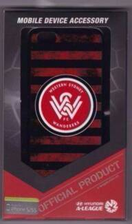 Western Sydney Wanderers FC iPhone 5 / 5S Cover FREE SHIPPING Liverpool Liverpool Area Preview