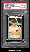 Mickey Mantle PSA 1