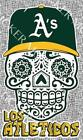 Oakland Athletics Decal
