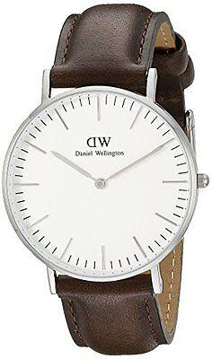 Daniel Wellington Men's 0209DW Bristol Stainless Steel Watch
