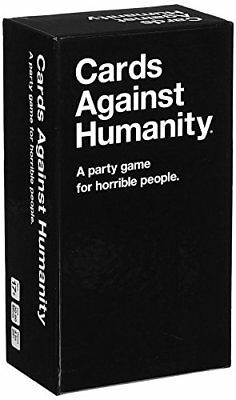 Cards Against Humanity, 550 white Card Full Base Pack Party Game 100% Real NEW