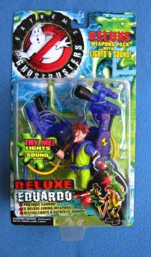 Extreme Ghostbusters Toys 107