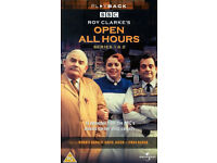 Open All Hours - Series 1 and 2 [VHS] Boxset