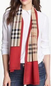 Burberry Scarf - Cashmere, Men s, Women s, Fashion   eBay 92e4710b44