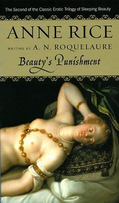 Beautys Punishment  A Novel  Sleeping Beauty Trilogy  By A  N  Roquelaure  Anne