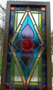 Stained Glass Flower