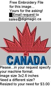 EMBROIDERY DIGITIZING ( FREE OFFER)