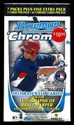 2011 Topps Chrome Box