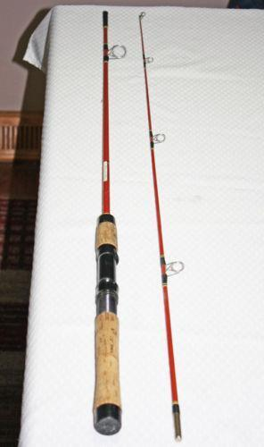 Kingfisher rod ebay for Vintage fishing rod identification