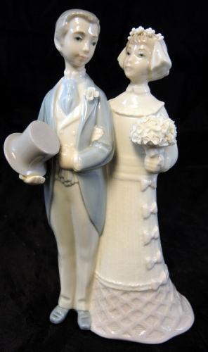 Lladro Bride And Groom Ebay