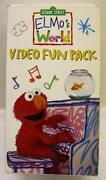 Elmo VHS