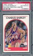 Charles Barkley Autograph