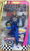 50th Anniversary NASCAR Barbie