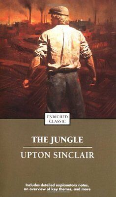 The Jungle (Enriched Classics) by Upton Sinclair