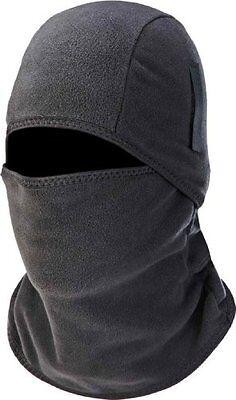 Ergodyne  N-Ferno 6826 Fleece Balaclava, 2-Piece, Black, New, Free Shipping