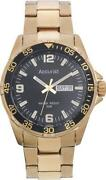 Accurist Mens Gold Watch