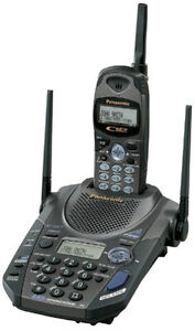 Panasonic Cordless Phone with Caller ID and Answering Device EXT