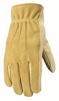 Wells Lamont Womens Small Grain Cowhide Leather Work Glove