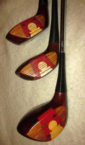 Vintage MacGregor Golf Clubs   eBay
