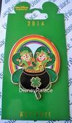 Disney Pin St Patricks Day