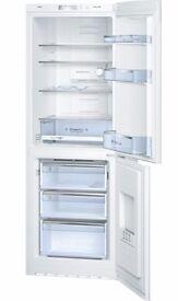 BOSCH KGN30VW25G Fridge Freezer - White